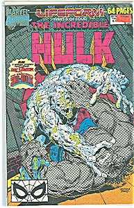 Incredible Hulk = Marvel comics - Annual   # 16  1990 (Image1)