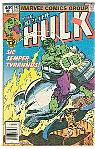 Hulk - Marvel comics - # 242     Dec. 1979 (Image1)