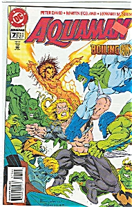Aquaman  - DC comics - # 7 March 1995 (Image1)