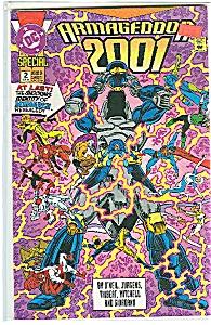 armageddon 2001  DC comics - special # 2 Oct. 91 (Image1)