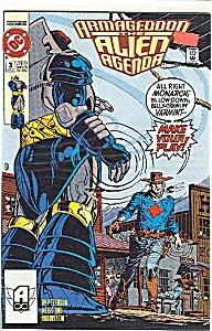 armageddon - DC comics - # 3  Jan. 1992 (Image1)