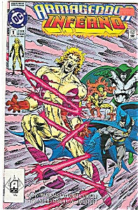 ArmageddonDC comics =  # l  April 92 (Image1)
