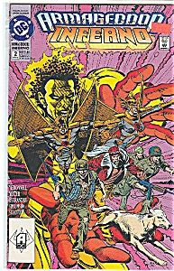 Armageddon - Dc comics - # 2 May 1992 (Image1)