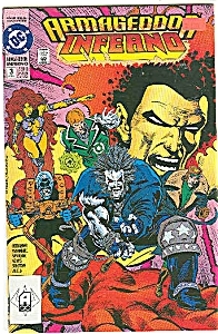 Armageddom  DC comics = # 3    Jan. 92 (Image1)