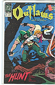 Outlaws - DC comics - #  1 Sept. 1991 (Image1)