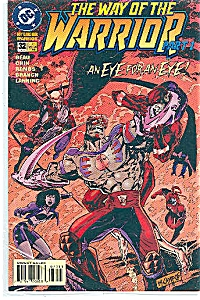 The way of the Warrier - DC comics  # 32 July 1995 (Image1)