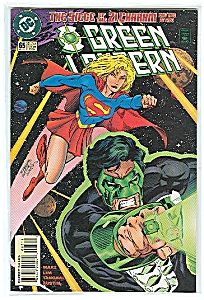 Green Lantern DC comics -  #65  Aug 1995 (Image1)