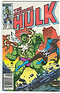 Hulk - Marvel comics = # 295  May   1984 (Image1)
