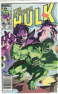 Hulk - Marvel comics - # 298  Aug. 1984 (Image1)