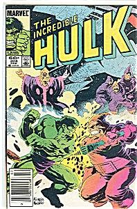 Hulk - Marvel comics - Feb. 1985  #304 (Image1)