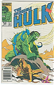 Hulk - Marvel comics - # 309   July 1985 (Image1)