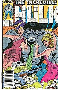 Hulk - Marvel comics - # 347 Sept. 1988 (Image1)