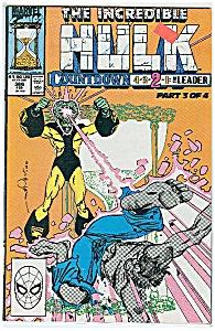 Hulk - Marvel comics # 366 Feb. 1990 (Image1)