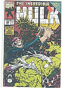 Hulk - Marvel comics =  # 385 Sept. 1991 (Image1)