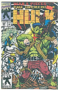 Hulk - Marvel comics - # 391  March 1992 (Image1)