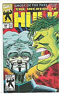 Hulk - Marvel comics - # 398 Oct. 1992 (Image1)