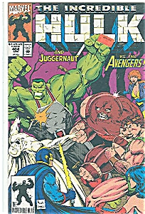 Hulk - Marve lcomics  - # 404 April 1993 (Image1)