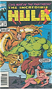 Hulk - Marvel comics - # 405 May 1993 (Image1)