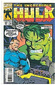 Hulk = Marvel comics - # 410   Oct. 1993 (Image1)