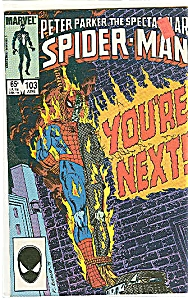 Spiderman - Marvelcomics - # 103  1985 (Image1)
