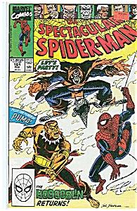 Spider-man - Marvel comics   Feb. 1990  - # 161 (Image1)