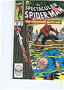 Spider-Man - Marvel comics   June 1990  -  # 165 (Image1)