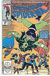 Spiderman  - Marvel comics - # 168   sept. 1990 (Image1)