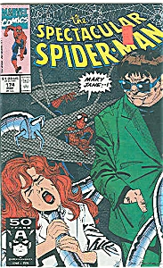 Spiderman  -Marvel comics - March 1991   # l74 (Image1)