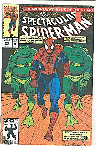 Spiderman- Marvelcomics - # 185     Feb. 1992 (Image1)