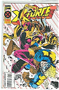 X-Force - Marvel comics   - dec.  1994  # 41 (Image1)
