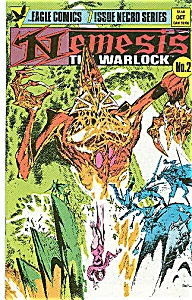 Nemesis - the warlock - Eagle comics  - Oct. # 2  1984 (Image1)