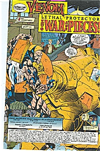 War & Pieces - Marvel comics - March 1993 # 2- Vol 1 (Image1)