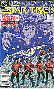 Star Trek - DC comics - Jan. 1986  # 22 (Image1)