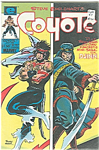 Coyote - Marvel comics  group - # 7   August 1984 (Image1)