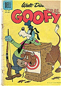 Goofy - Dell comics  # 1094  May-July 1960 (Image1)