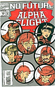 Alpha Flight =  Marvel comics - Feb. 1994 (Image1)