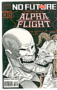 Alpha Flight - Marvel Comics - # 130 March 1994