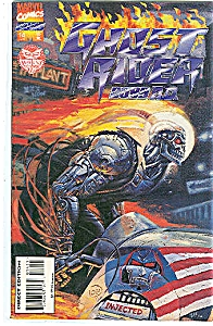 Ghost Rider 1099 AD - Marvel comics - # 14  June 1995 (Image1)