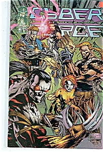 Cyber Force - Image comics - # 16  Nov. 1995 (Image1)
