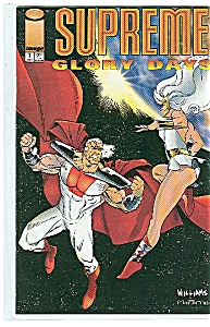 Supreme glory days - Image comics - # lOct.  1994 (Image1)