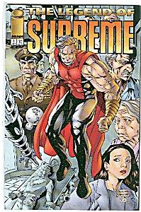 Supreme - Image comics   # l Dec.  1994 (Image1)