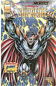 Supreme - Image comics - # 24  Feb. 1995 (Image1)