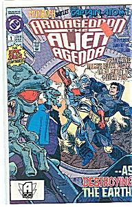 Armegeddon - Dc comics- # l  Nov. 1991 (Image1)