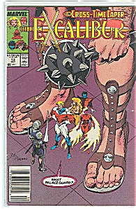 Excalibur - Marvel comics - # 13  Oct.  1989 (Image1)