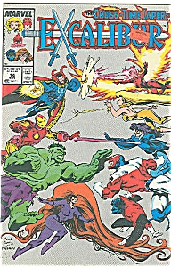 Excalibur - Marvel comics - # 14 Nov. 1989 (Image1)