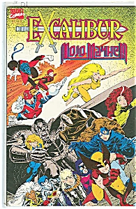 Excalibur - Marvel comics  1989 (Image1)