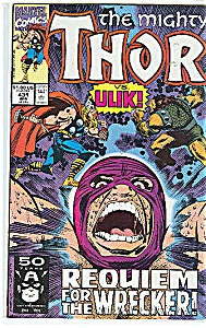 Thor - Marvel comics - # 43l  April 1991 (Image1)
