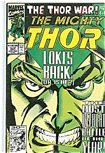 Thor - Marvel comics - # 441   Late Dec.  1991 (Image1)