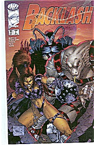 Backlash - Image comics # 10 July 1995 (Image1)