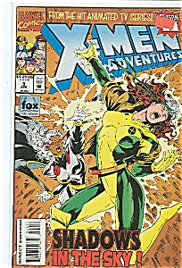 X-Men adventures - Marvelcomics - # 3 April 1994 (Image1)